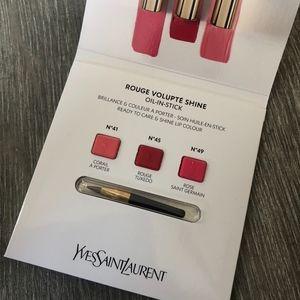 Yves Saint Laurent Rouge Volupte Shine Lip Colour